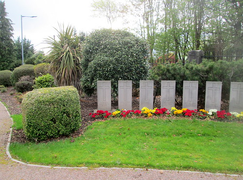 Tillicoultry Word War 2 Memorial Stones