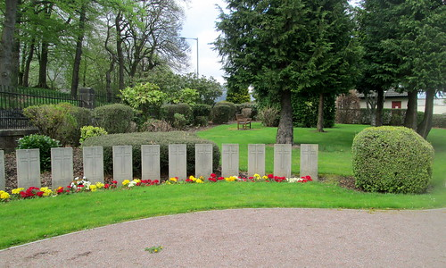 World War 2 Tillicoultry War Memorial Stones