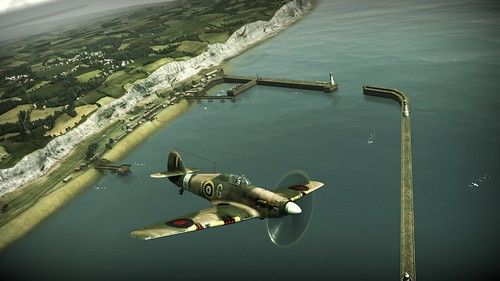 Wings of Prey - Hurricane MK. II