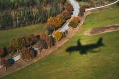 Plane shadow #322/365