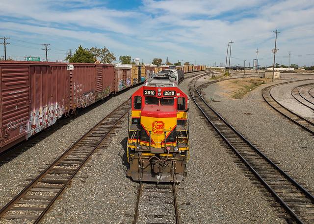 KCS 2810 (GP38-2) Dallas, Texas