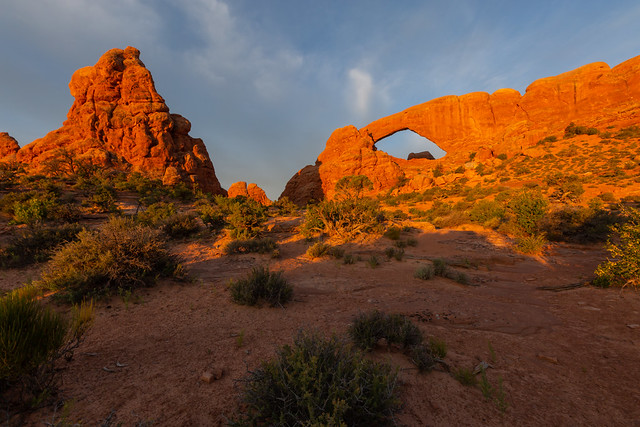 Arch in Arches