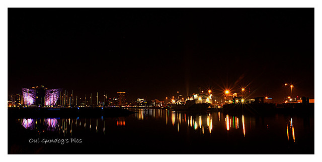 Where The Lagan Shakes Hands With The Lough
