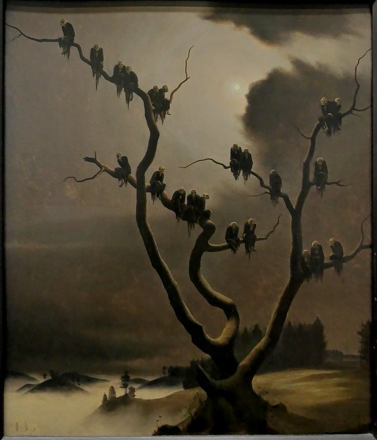 Franz Sedlacek: Ghosts in the Tree (1933)