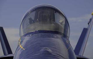 Cockpit Closeup