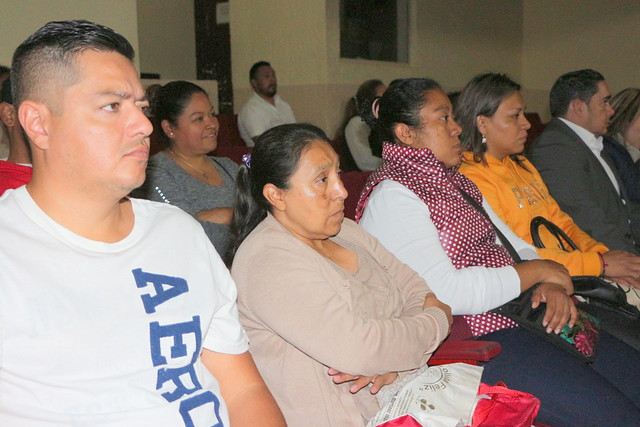Proponen coordinación para prevenir delitos en Tlamomulco