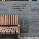 Accrington benches - Trenches And Duckboards