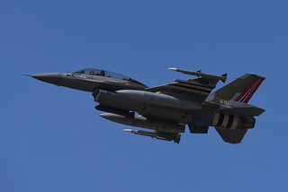 Royal Norwegian Air Force General Dynamics F-16AM Fighting Falcon 691
