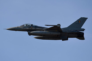 Belgium - Air Force General Dynamics F-16AM Fighting Falcon FA-106
