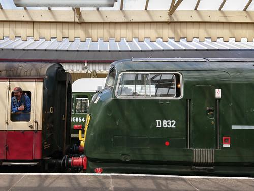 East Lancs Railway diesels