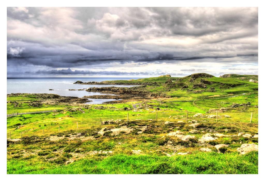 Malin Head IR - Landscape