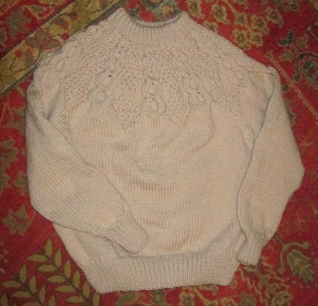 Latest Knitting Again