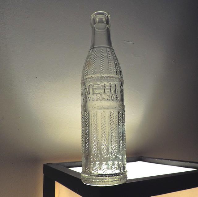 1953 Nehi Soda Bottle