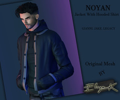 Noyan AT Men Only Monthly - Starting 20th Nov