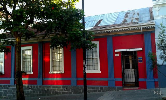 Casa histórica, barrio Amón av. 11, c. 3a/ Historic house, Amón neighborhood 11th av., 3a st.