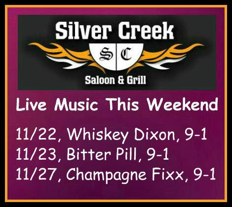 Silver Creek 11-22-19