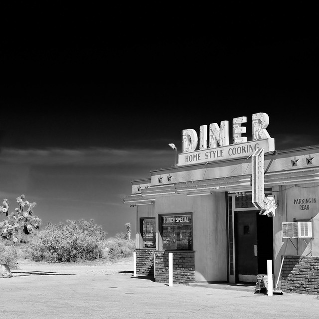 home style cooking. mojave desert, ca. 2011.