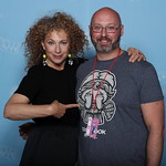 Alex Kingston GalaxyCon Minneapolis 2019