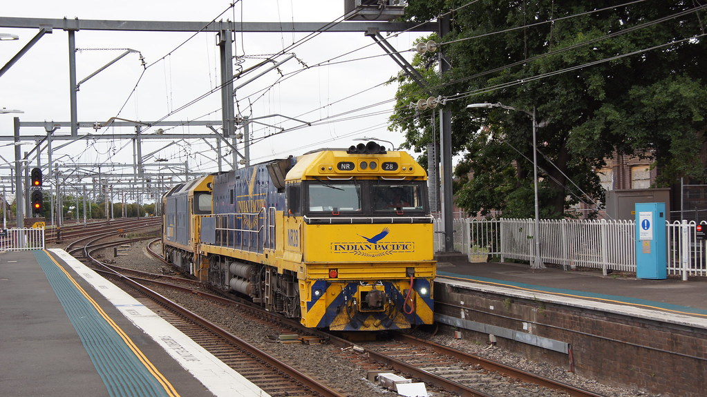 Indian Pacific Redfern by class400railcar