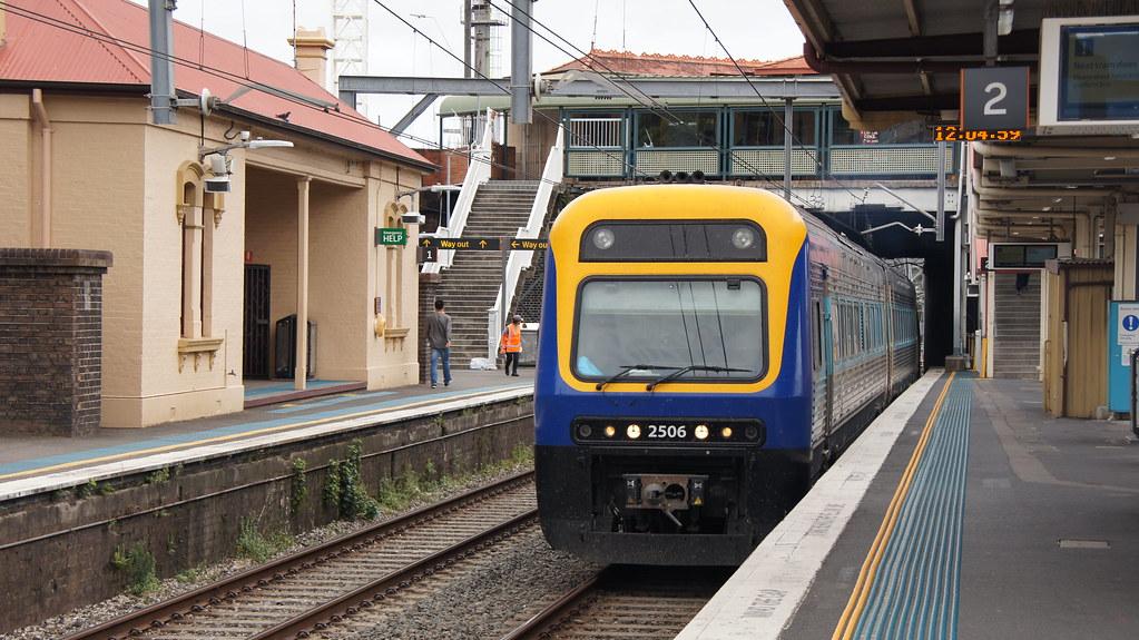 Xplorers Redfern by class400railcar