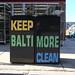 Keep Baltimore Clean