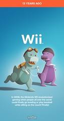 Timehop: Nintendo Wii (11/19/19) #timehop #abe #nintendo #northamericanrelease #nintendowii #wii #homevideogameconsole
