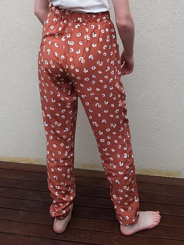 Pattern Emporium Harem pants size 6 in rayon