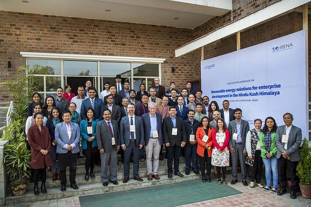 Consultative Workshop Renewable energy solutions for enterprise development in HKH