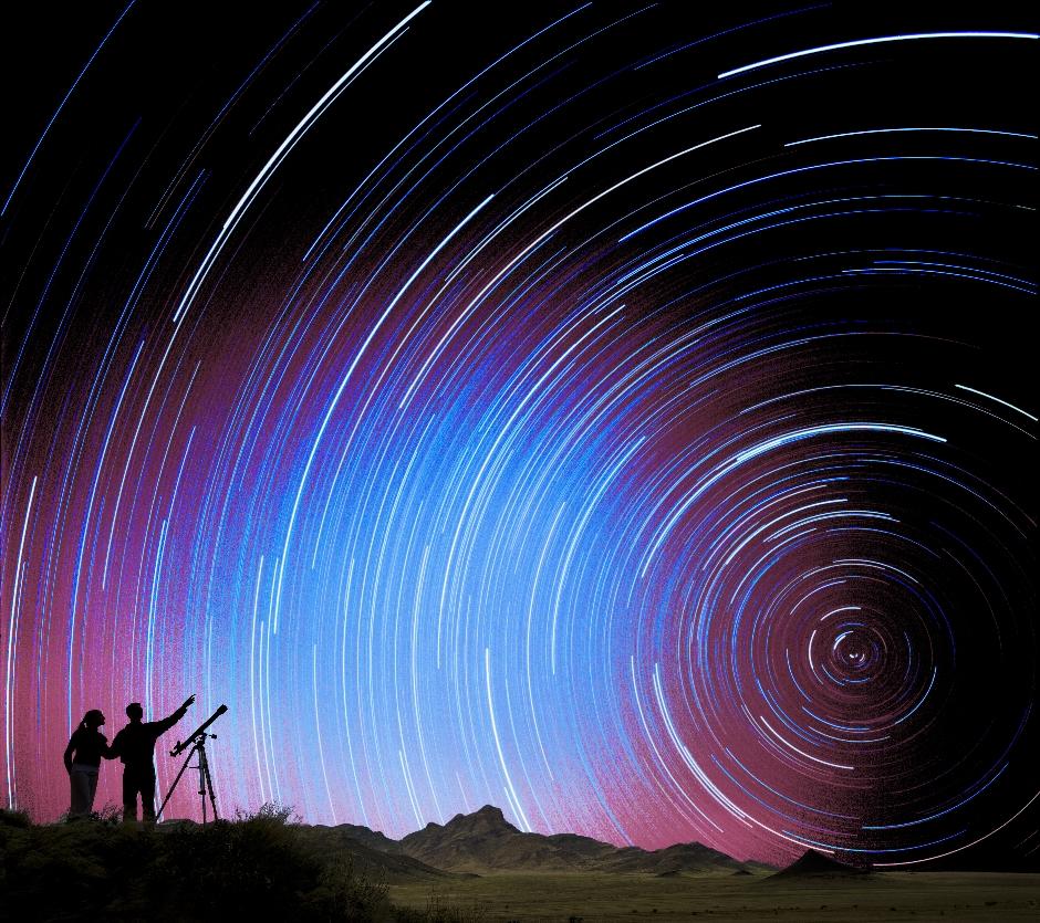 Revealing the best of Africas astonishing dark sky reserve