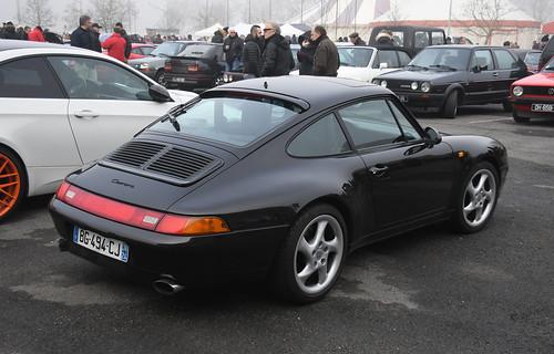 Porsche 911 / 993 Carrera coupé // BG-494-CJ