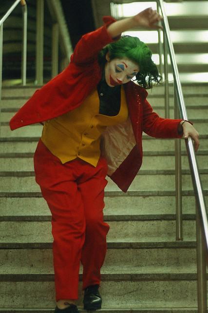 #ProjectNeverland: #Joker