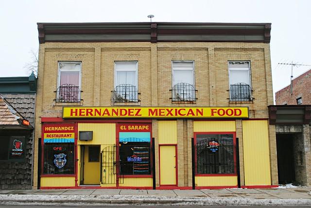 Hernandez Mexican Food - Delevan, Wisconsin