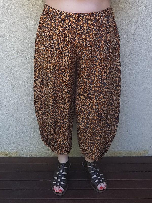 Tessuti Demi pants in Spotlight Rayon
