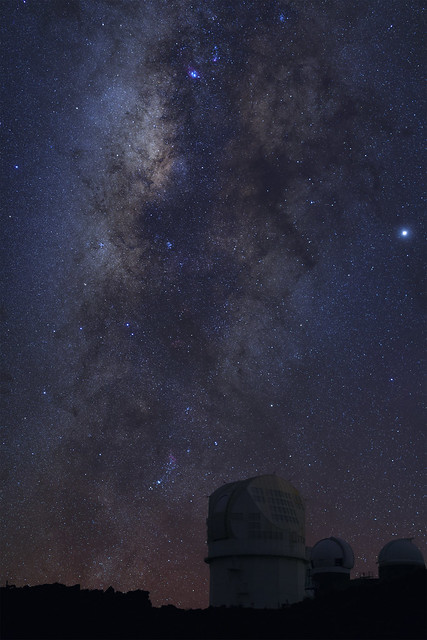 Haleakala Milky Way - 1