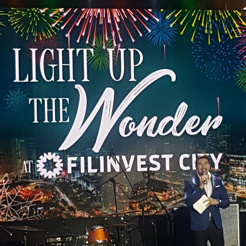 The Wonder of Christmas in Filinvest City