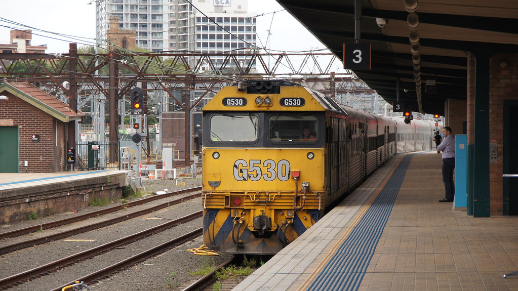 G530 Indian Pacific Central by class400railcar