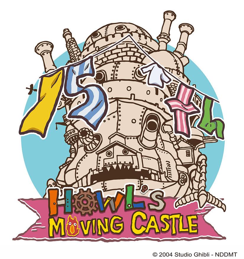 《霍爾的移動城堡》上映15周年記念!橡子共和國推出多款週邊新品與紀念活動(どんぐり共和国 ハウルの動く城 劇場公開15周年記念)