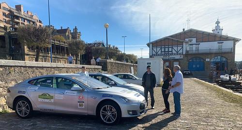 Vuelta al mundo en 80 días y coche eléctrico 80eDays