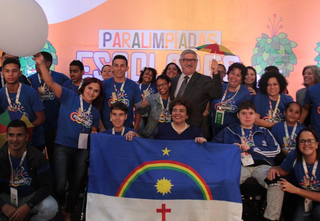 Paralimpíadas Escolares 2019 - Cerimônia de Abertura