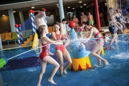 Aqualand Moravia: Svět vodní zábavy pro děti idospělé!