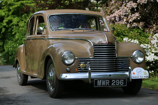 Jowett Javelin Saloon Car - 1950