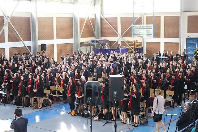 Convención de Coros Unidos Sector 21 IMPCH La Palmera