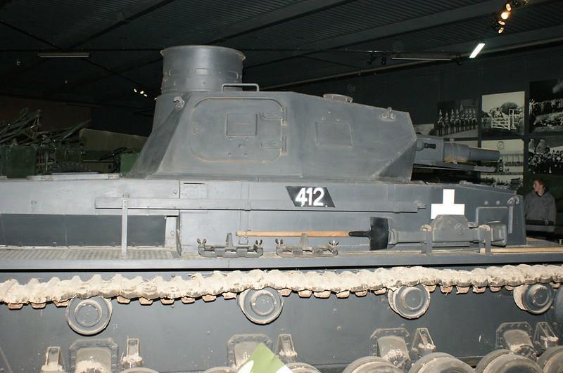 Танк IV Ausf.B 5