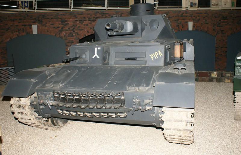 Panzer IV Ausf.B 1