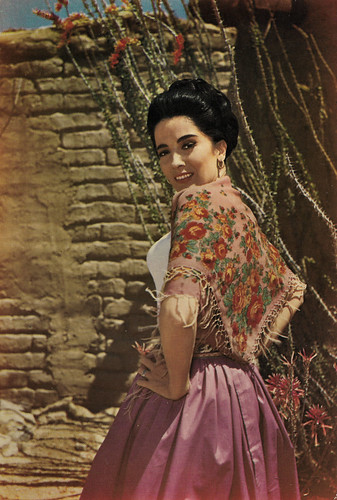 Linda Cristal in The High Chaparral (1967-1971)