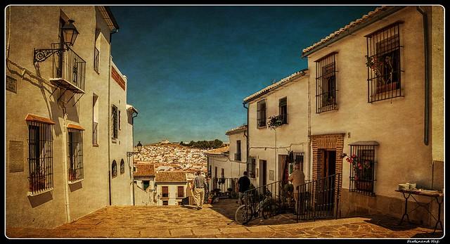 Antiquera_Mirador Plaza De Santa María_ES