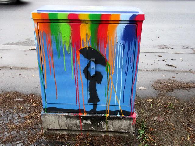 Berlin - Farben in der Stadt