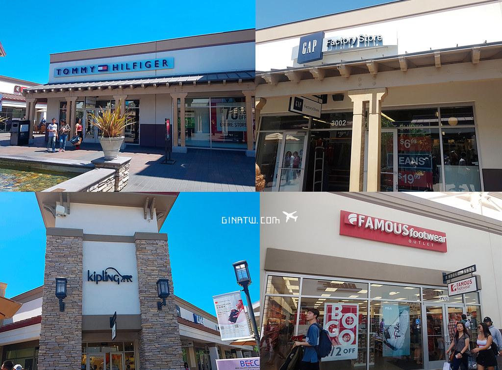 【2020舊金山購物】San Francisco Premium Outlets |有什麼好買?戰利品分享、優惠卷下載教學、BART、公車交通方式(Tory Burch、Coach、Columbia哥倫比亞、The North Face北臉、TOMMY HILFIGER、GAP、MICHAEL KORS、KateSpade、Disney 迪士尼專賣店) @GINA環球旅行生活|不會韓文也可以去韓國 🇹🇼