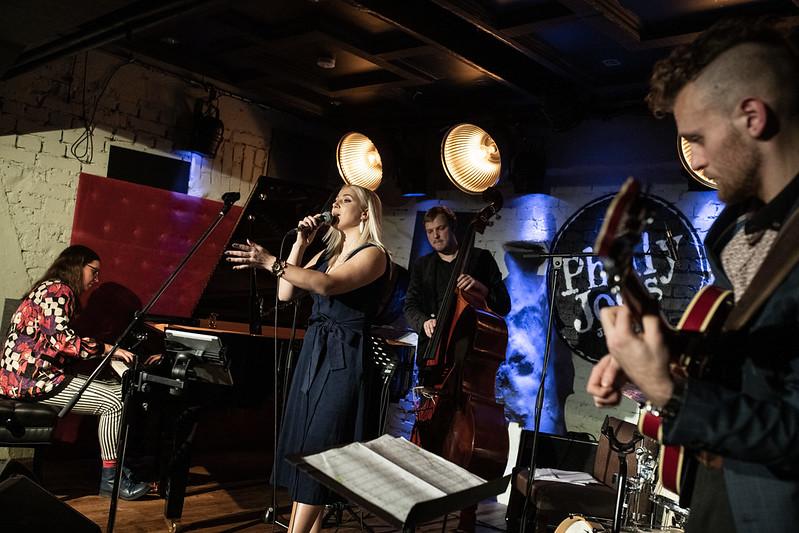 Jazz.ee ja Philly Joe's LIVE | Tribüüt: Viktoria Tolstoy