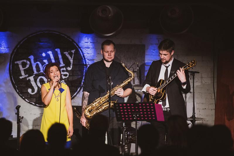 Jazz.ee ja Philly Joe's LIVE | Kelli Uustani ja KeKuKe